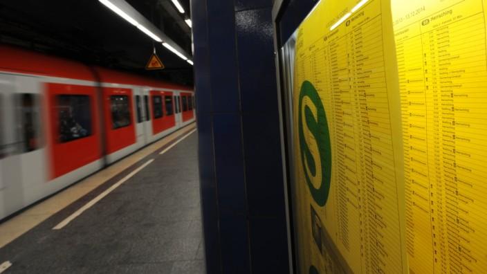 Die S-Bahn unterzieht sich freiwillig einer Qualitätsprüfung - die Ergebnisse aber dürfen nicht veröffentlicht werden