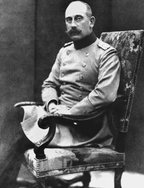 Prinz Max von Baden