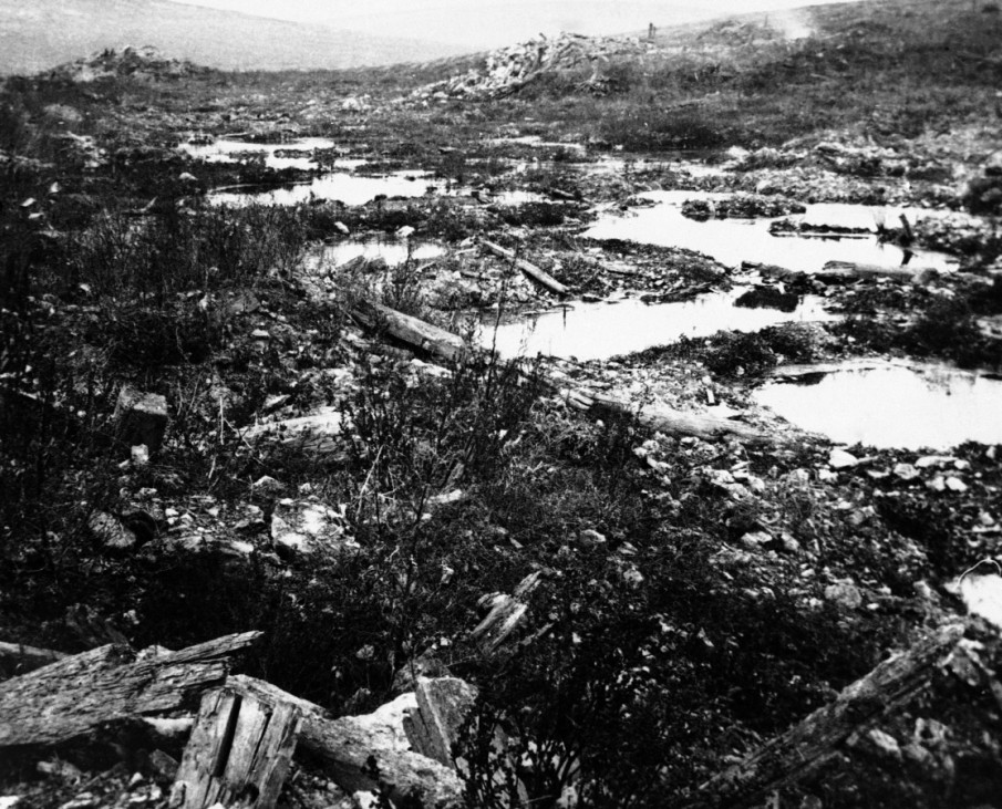 Erster Weltkrieg Westfront  Verdun