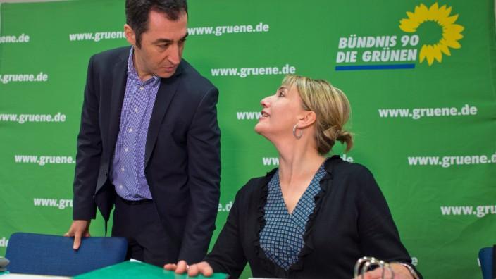 Klausurtagung des Grünen-Bundesvorstandes
