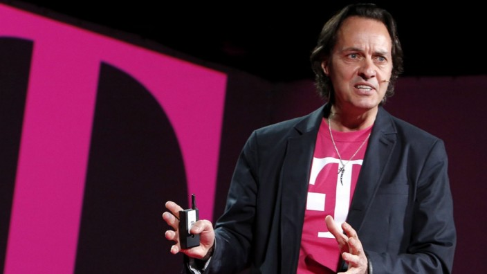 T-Mobile-Chef John Legere