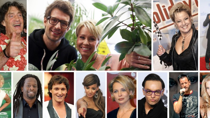Dschungelcamp 2014 Teilnehmer