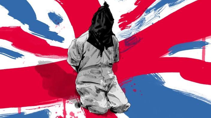 Irak Folter