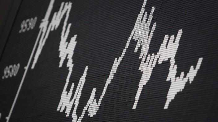 Aktien Börse Aktienkurs Aktienhandel