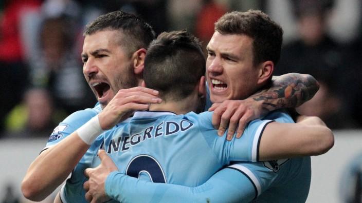 Newcastle United FC Vs. Manchester City FC