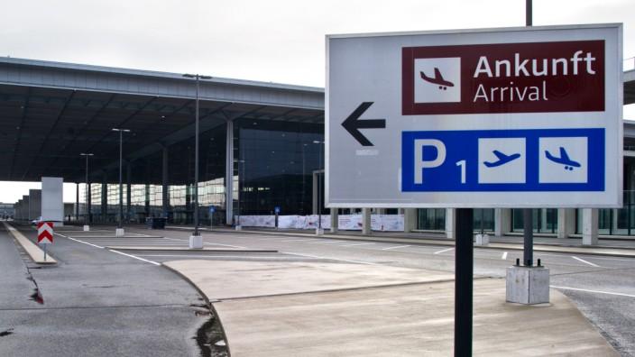 Flughafen Berlin Brandenburg