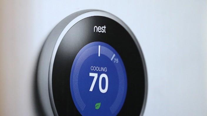 Nest Labs Google