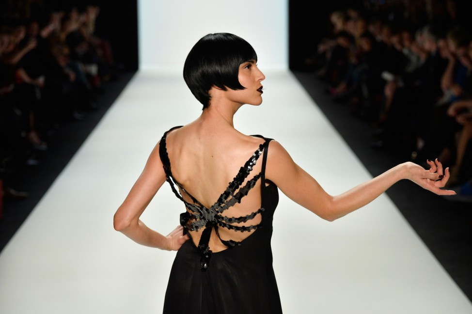 Guido Maria Kretschmer Show - Mercedes-Benz Fashion Week Autumn/Winter 2014/15
