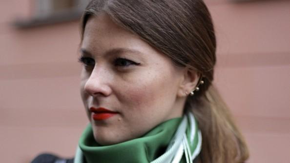 Julia Weiß bloggerin Berlin Fashion Week