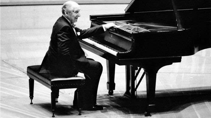 Vladimir Horowitz in der Carnegie Hall