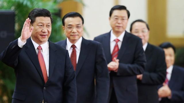 Geheime Geschäfte der chinesischen Elite