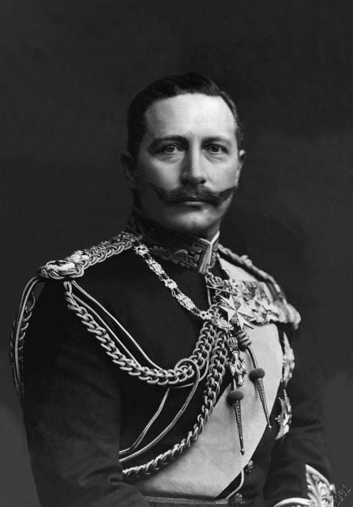 Kaiser Wilhelm II., 1901