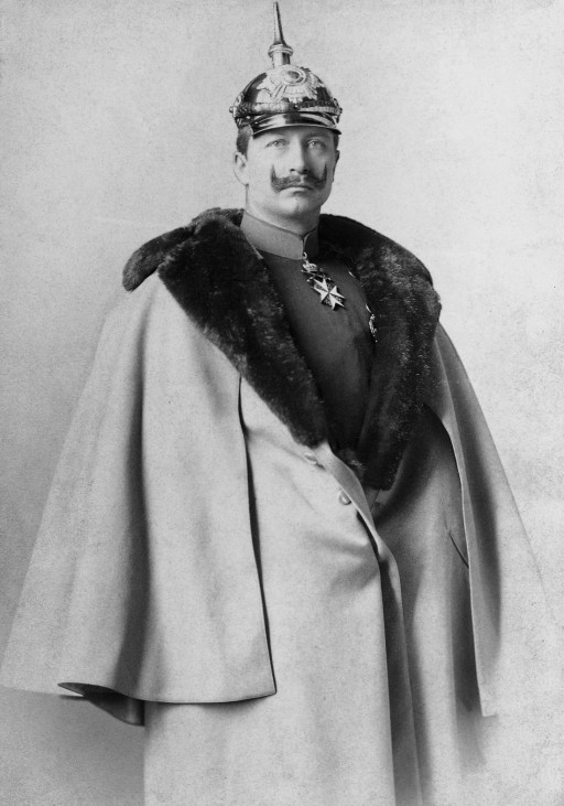Kaiser Wilhelm II., 1896