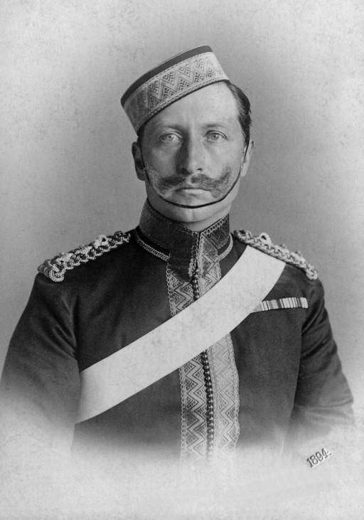 Kaiser Wilhelm II., 1894