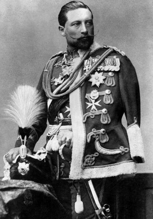 Kaiser Wilhelm II., 1891