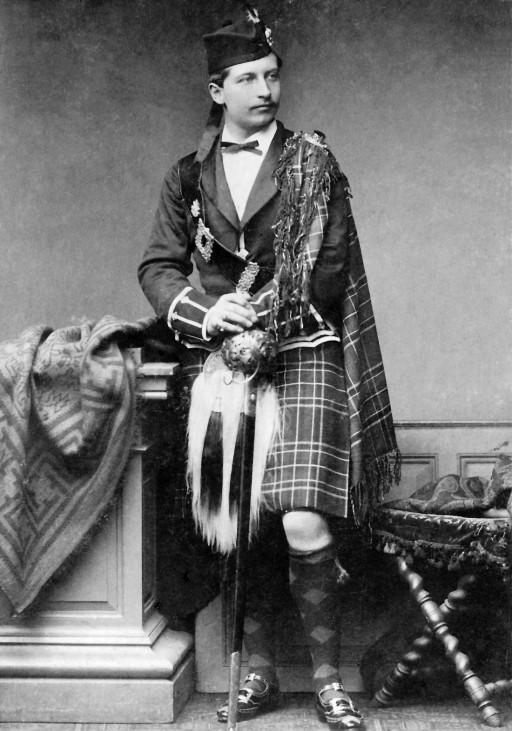 Kronprinz Wilhelm, 1883