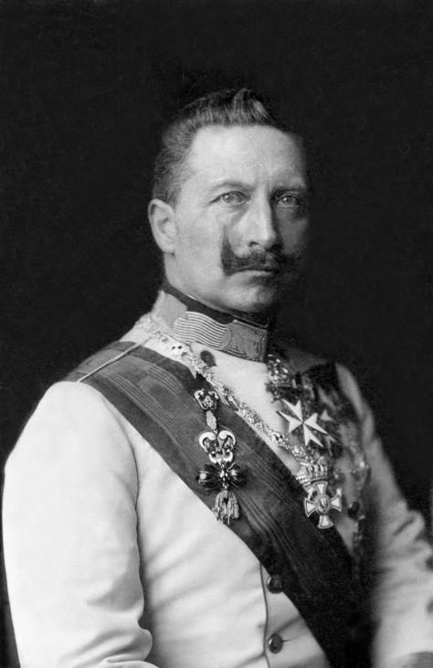 Kaiser Wilhelm II., 1913