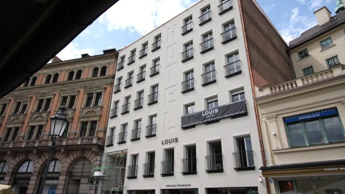 Hotel Louis in München, 2009