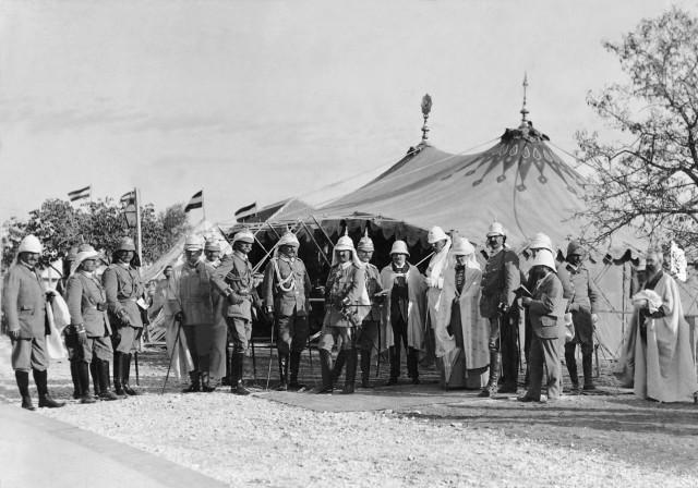 Kaiser Wilhelm II. in Palästina, 1898