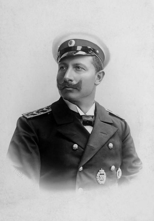 Kaiser Wilhelm II., 1899