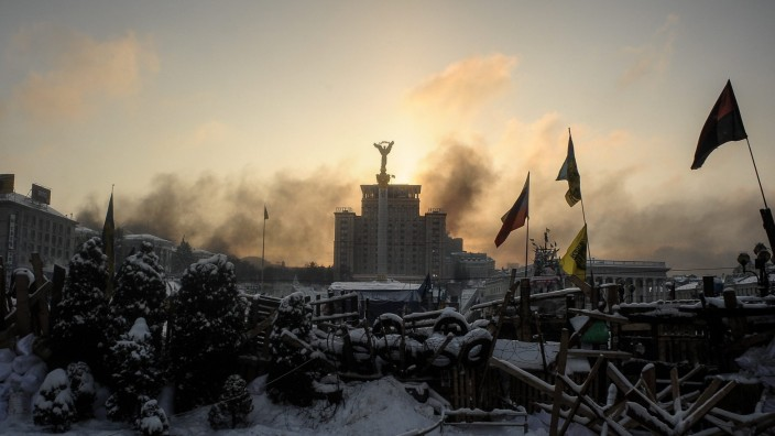 Proteste in der Ukraine