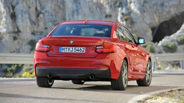 Der BMW 235i im Test