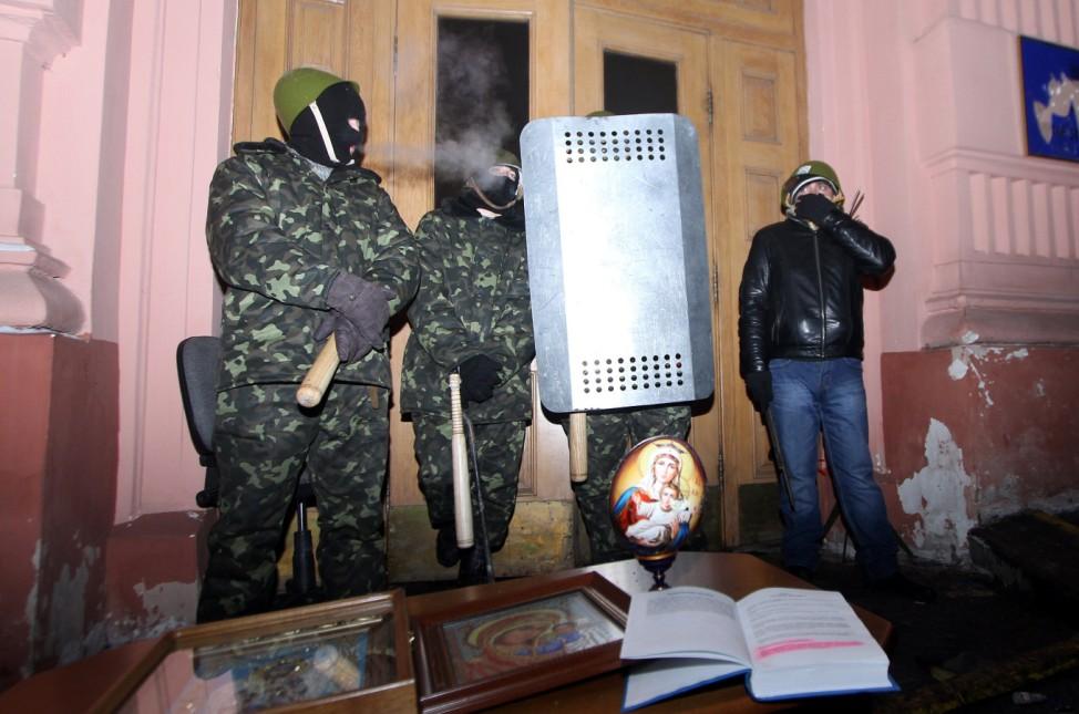 UKRAINE-POLITICS-EU-RUSSIA-UNREST