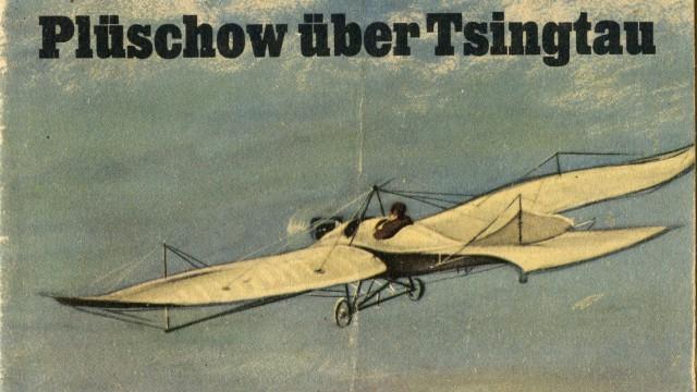Groschenheft zu Gunther Plüschow, dem Flieger von Tsingtau