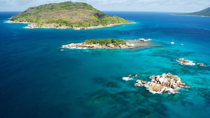 Segeltörn durch die Seychellen