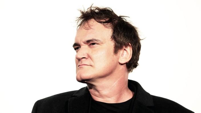 Regisseur Quentin Tarantino