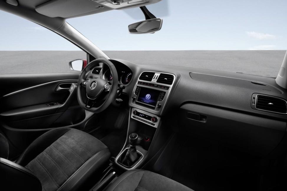 VW Polo 2014 - Innenraum