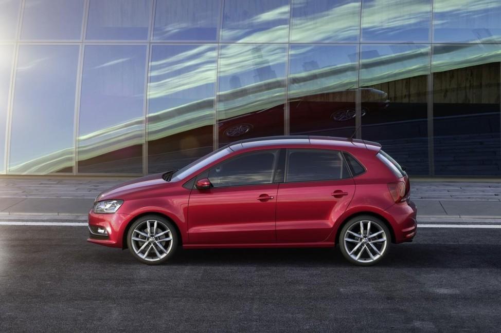 VW Polo 2014 - Seitenansicht Standbild