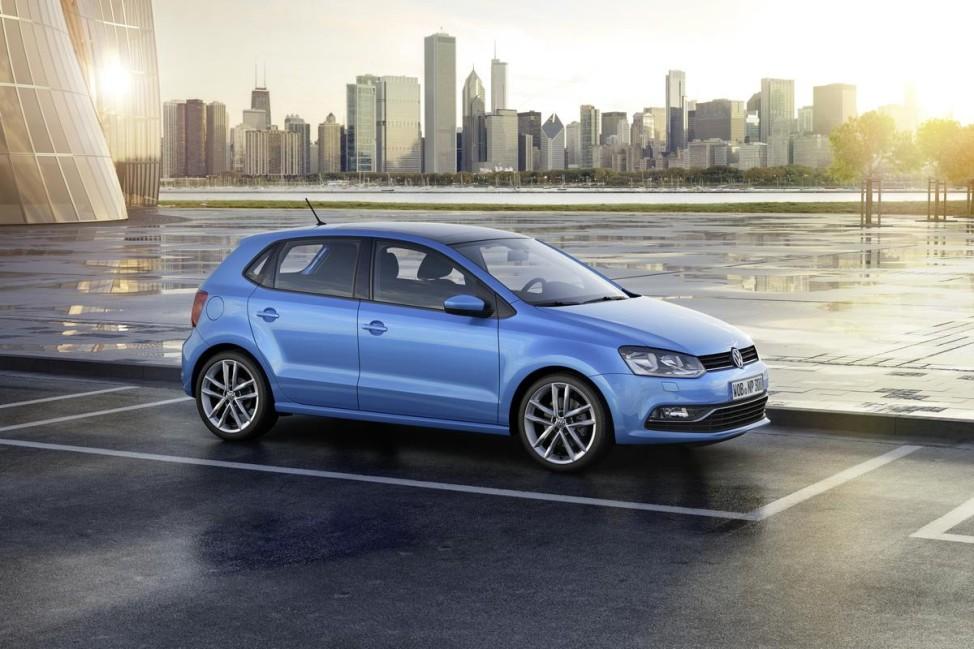 VW Polo 2014 - Seitenansicht Standbild 2