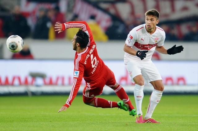 VfB Stuttgart v Bayern Muenchen - Bundesliga