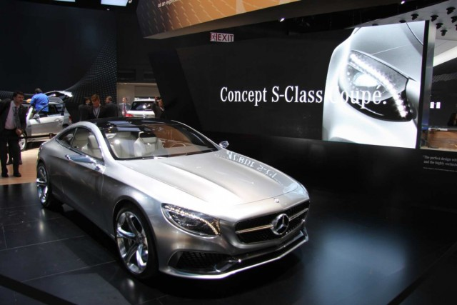 Mercedes Concept S-Klasse Coupé