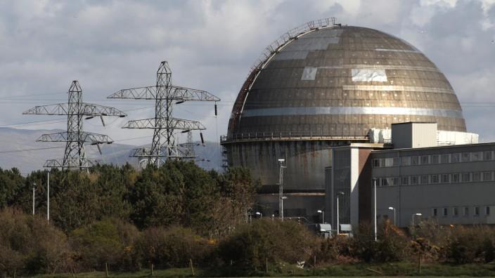 Wiederaufbereitungsanlage Sellafield