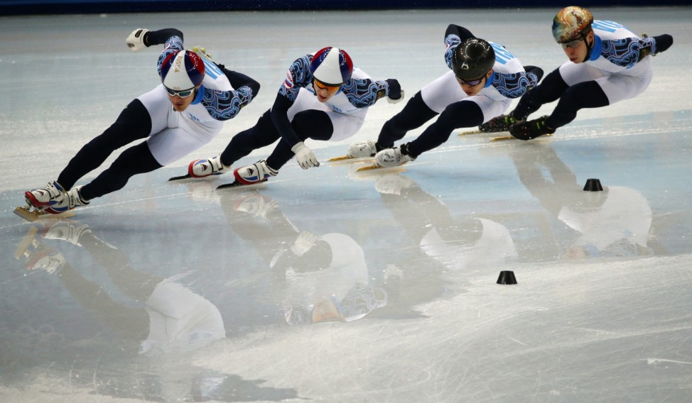 Sotschi 2014 - Shorttrack