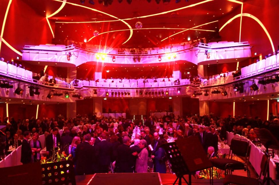 Deutsches Theater in München nach Sanierung wiedereröffnet, 2014