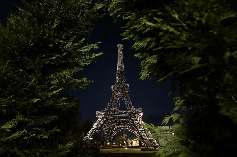 Eiffelturm Griechenland