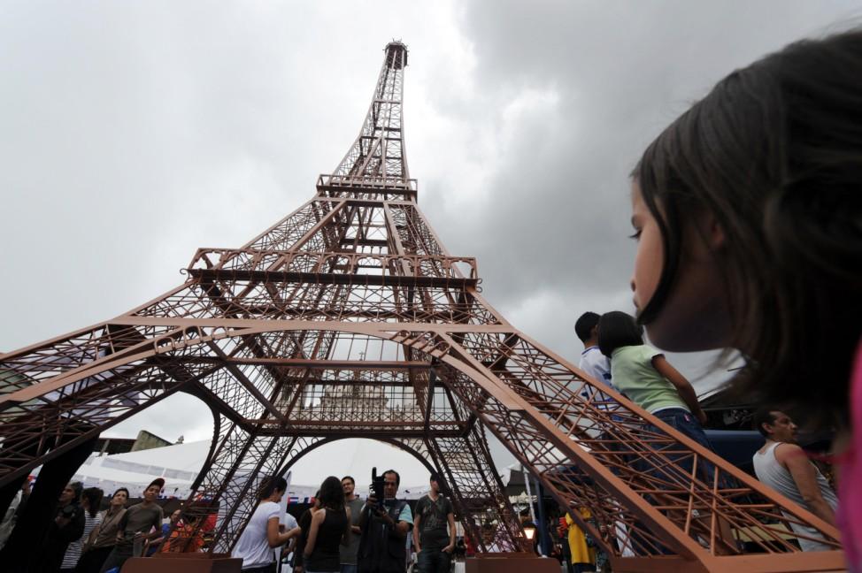 Eiffelturm Honduras