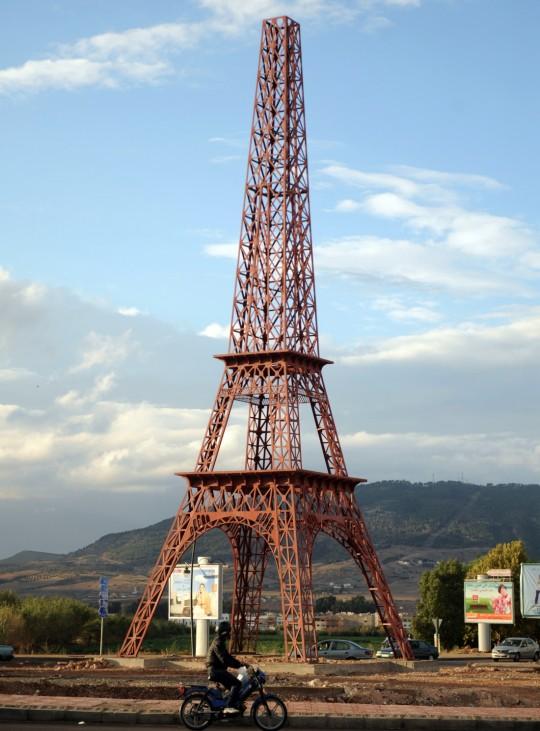 Eiffelturm Marokko