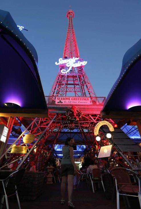 Eiffelturm Brisbane