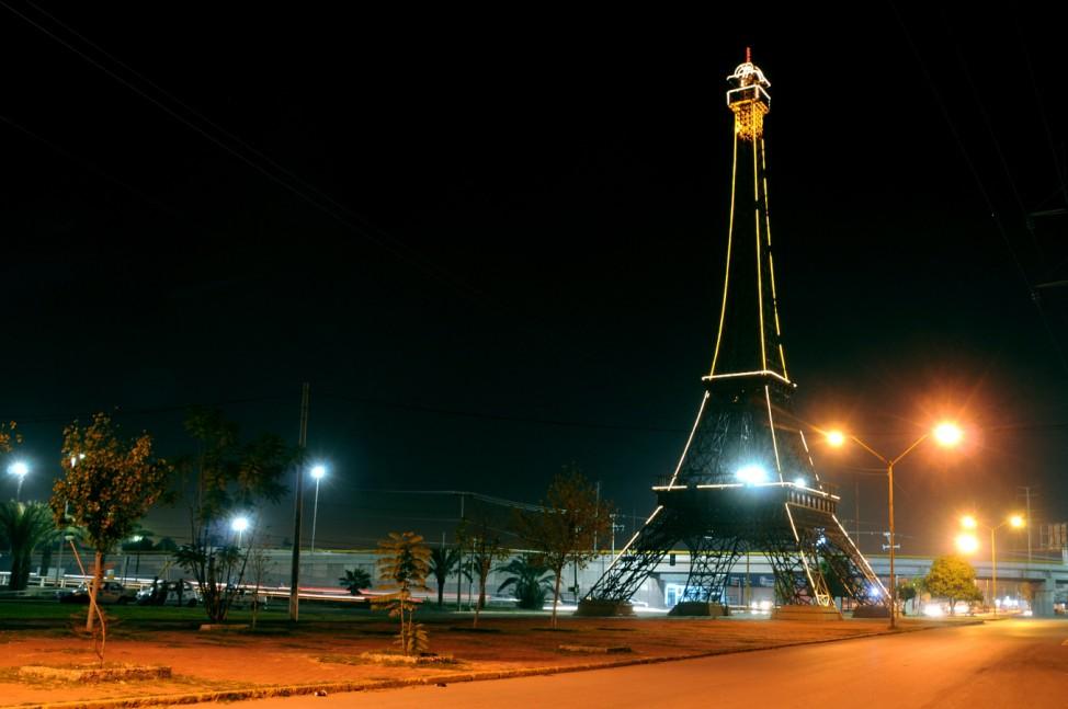 Eiffelturm Mexiko