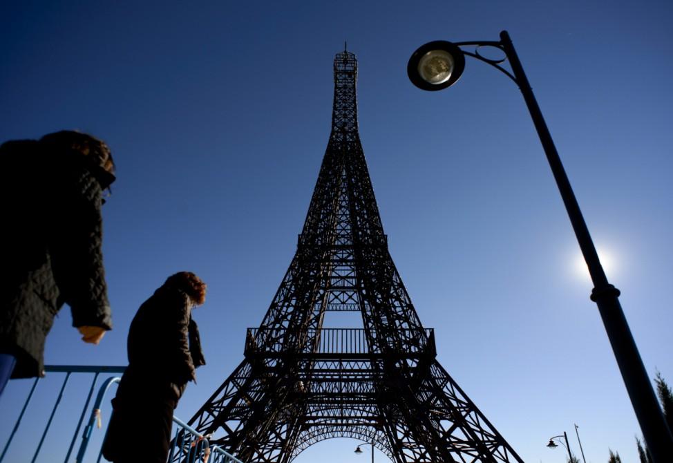 Eiffelturm Spanien