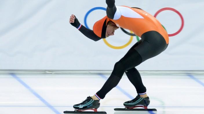 Eisschnellläufer Michel Mulder