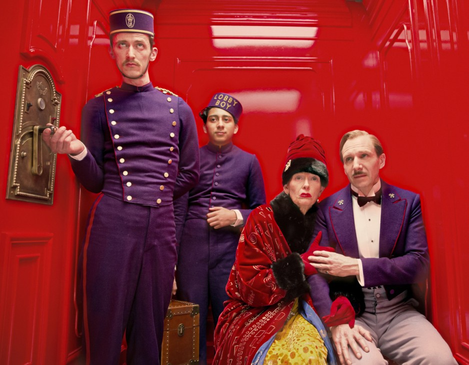Berlinale 2014 ? 'The Grand Budapest Hotel'