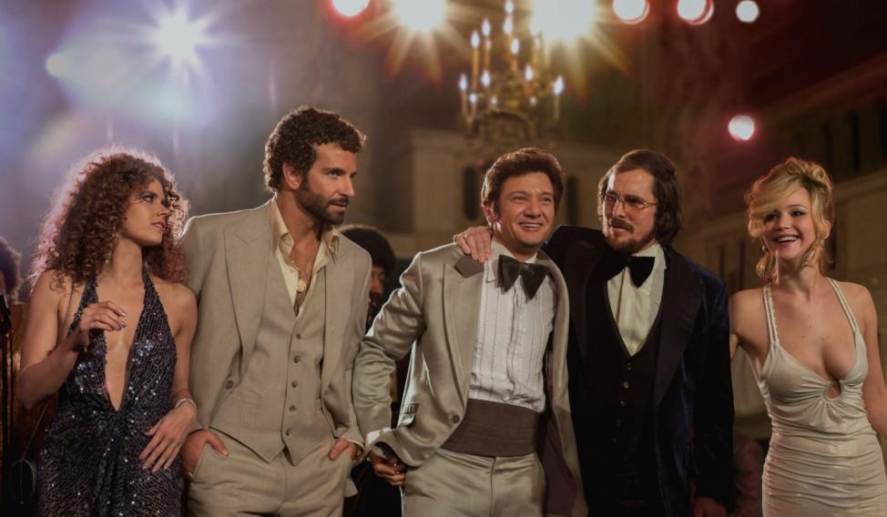 Kinostarts - 'American Hustle'