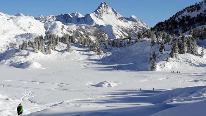 Warth Schröcken Damüls Vorarlberg Österreich Schnee Winter Skifahren Ski Snowboard