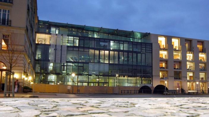 Neubau Akademie der Künste Berlin