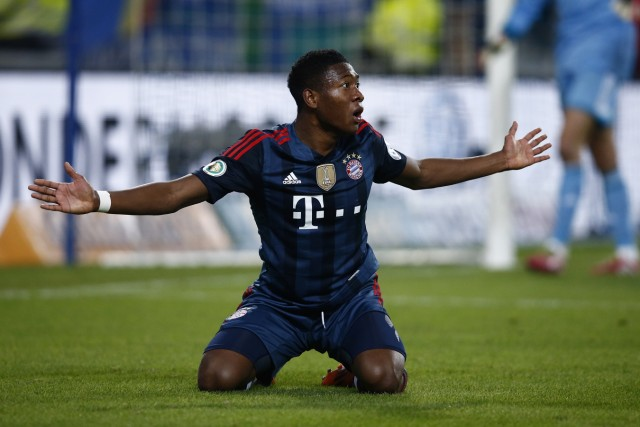 Hamburger SV v Bayern Muenchen - DFB Cup